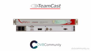 TEAMCAST CID RECEIVER