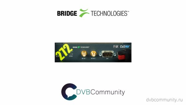 Bridgetech VB272