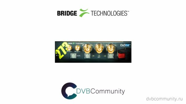 Bridgetech VB273