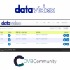 DataVideo DVS-100 Stream Server Solution