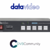 DataVideo NVS-33 H.264 Video Streaming Encoder and Recorder