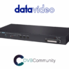 DATAVIDEO NVS-40 4 Channel Streaming Encoder/Recorder